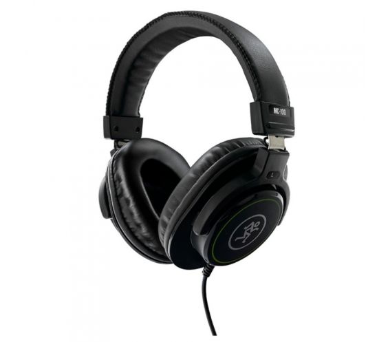 Mackie MC-100 Professional Headphone Angle
