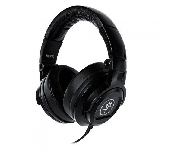 Mackie MC-250 Headphones Front