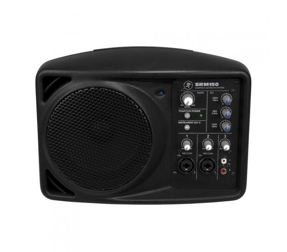 MACKIE SRM150 Compact PA Front