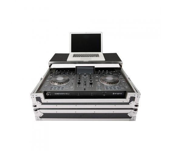 Magma DJ Controller Workstation for Denon Prime 2