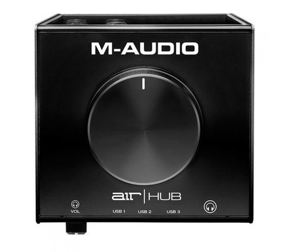 M-Audio Air USB Hub Top