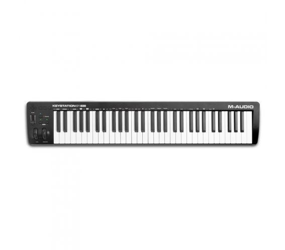 M-Audio Keystation 61 MK3 MIDI Keyboard Controller Top