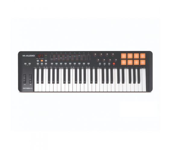 M-Audio Oxygen 61 MK4 Top