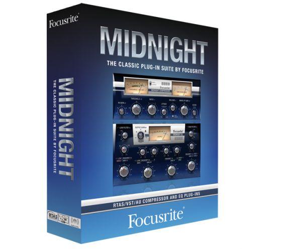 Focusrite Midnight Plug-in Suite