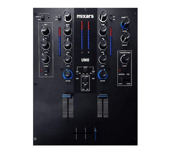 Mixars UNO Battle DJ Mixer