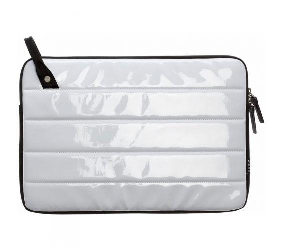 "Mono 17"" Laptop Sleeve (Gloss White) Main"