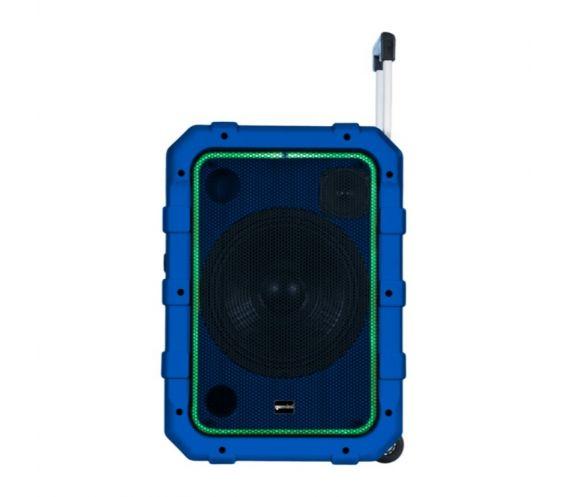 Gemini MPA-2400BLU Portable PA Speaker Front