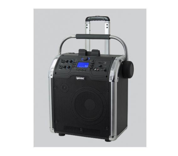 Gemini MPA-3000 Portable PA System Front