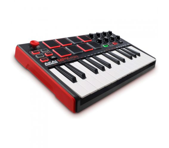 Akai MPK Mini MkII Music Production Keyboard