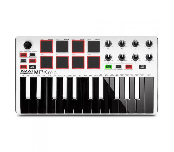 Akai MPK Mini MK2 Limited Edition Keyboard Controller