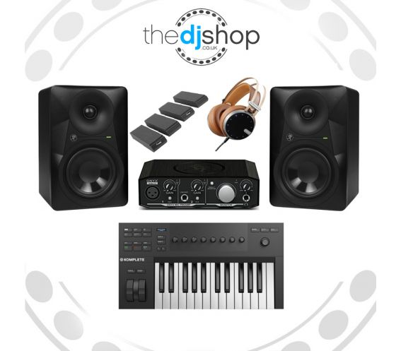 Music Production Hardware Package