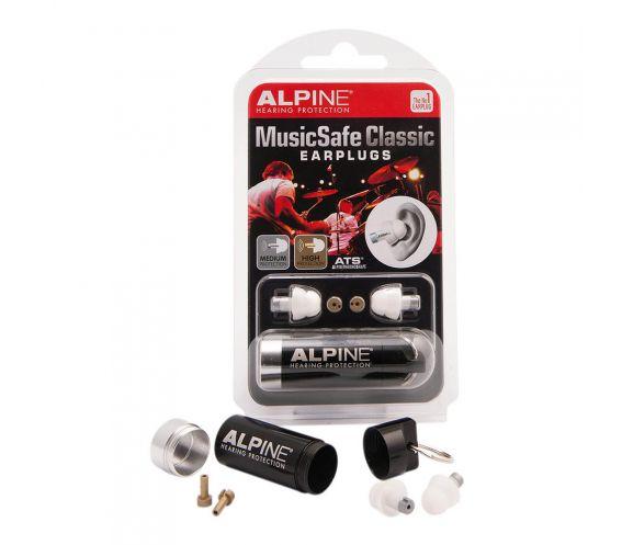 Alpine MusicSafe Classic Earplugs Main Image