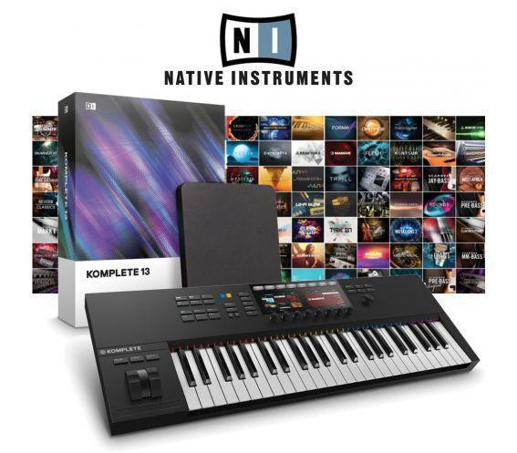 Native Instruments S49MK2 & Komplete 13 Bundle Deal