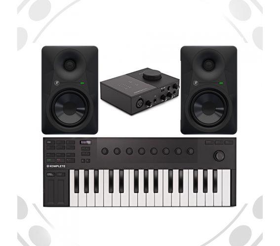 Native Instruments Beginner Music Production Bundle
