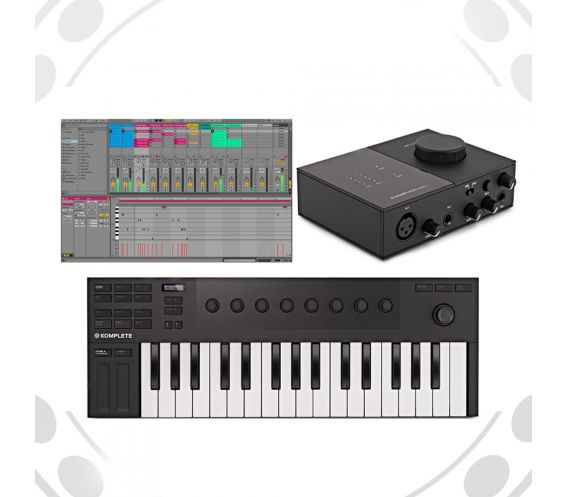 Native Instruments Beginner Music Production Package