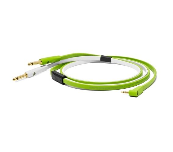 Neo/ Oyaide D+ Class B 3.5mm to Stereo 1/4 TRS 1.5M Cable