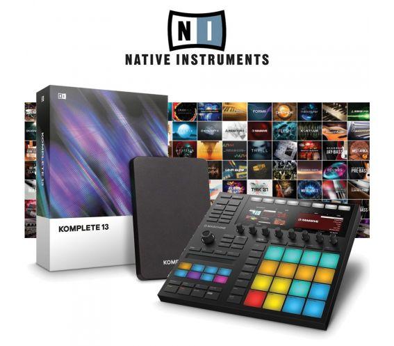 Native Instruments Maschine MK3 & Komplete 13 Bundle Deal