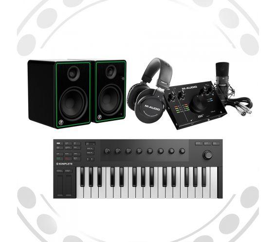 Native Instruments Essential Music Production Bundle