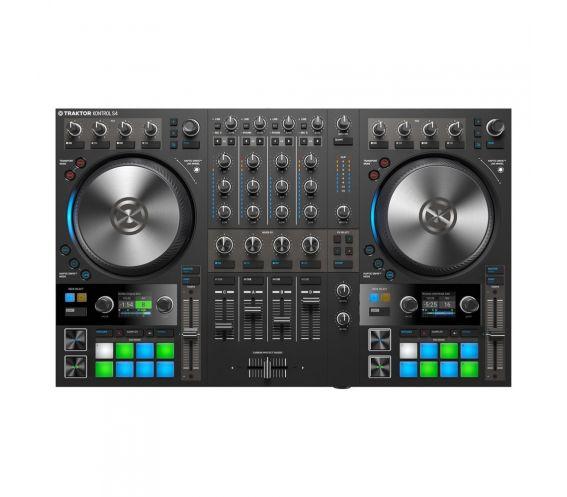 Native Instruments Traktor Kontrol S4 MK3 DJ Controller