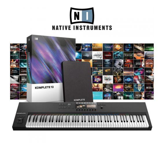 Native Instruments S88MK2 & Komplete 13 Bundle Deal