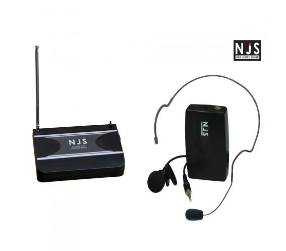NJS NJS221 VHF Radio Microphone 174.5Mhz