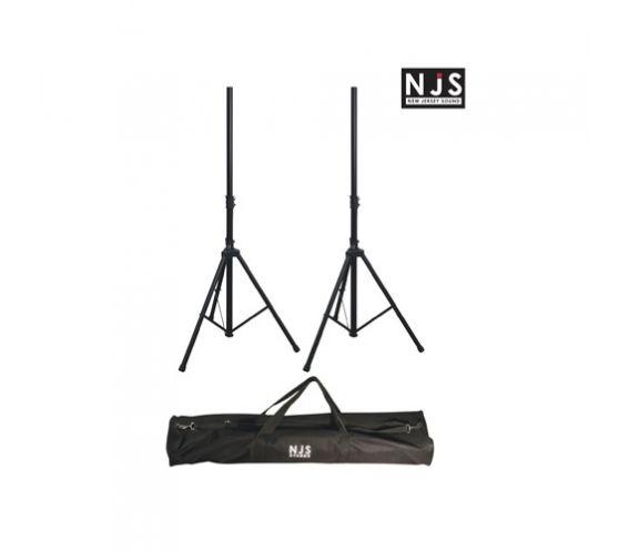 NJS 35mm Adjustable PA Speaker Stand Kit