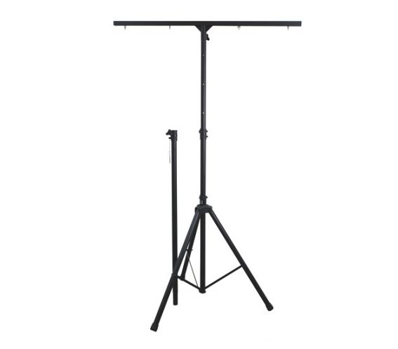 ElectroVision NJS Adjustable Aluminium Lighting Stand with T-Bar
