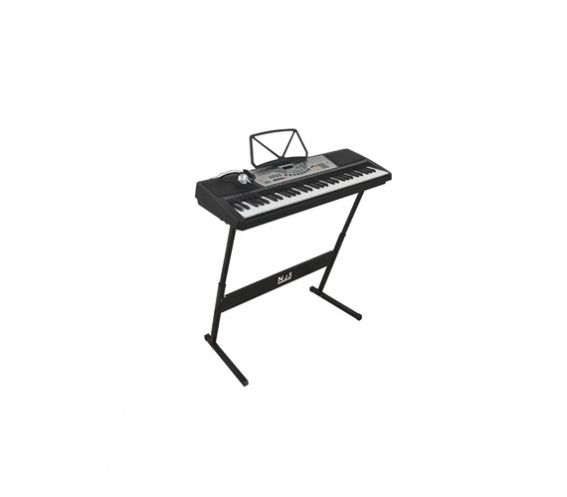 NJS 61-Key Electronic Keyboard Kit Stand