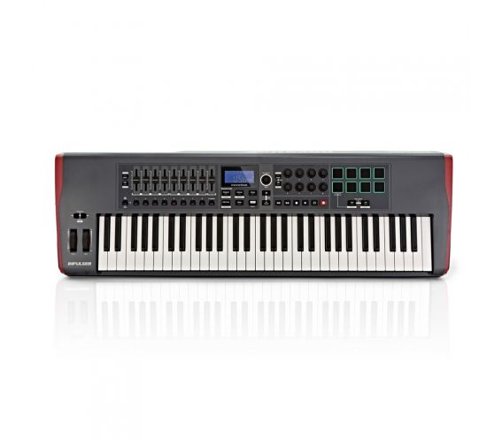 Novation Impulse 61 Top