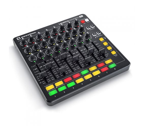 Novation Launch Control XL MK2 Top Side View