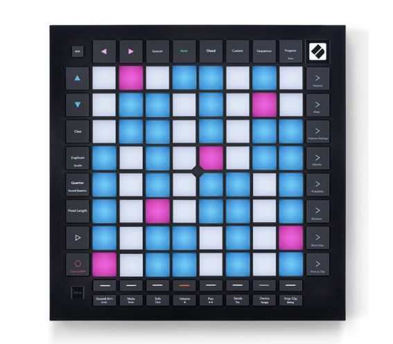 Novation Launchpad Pro MK3 Top View