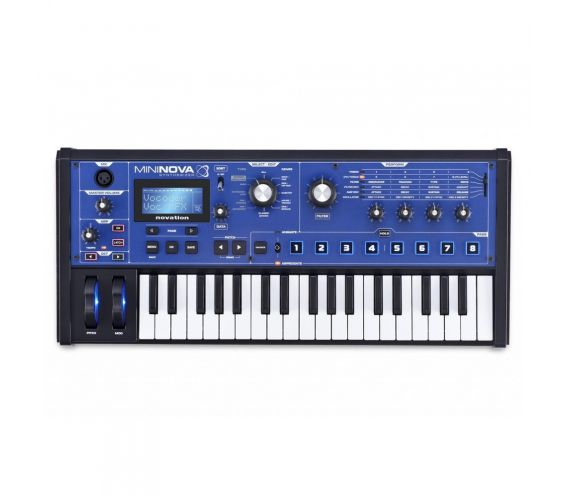 Novation MiniNova Synthesizer Top