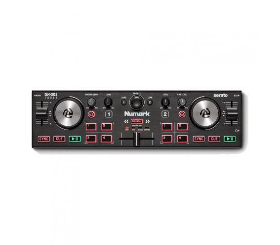 NUMARK DJ2GO2 Touch (Top Image)