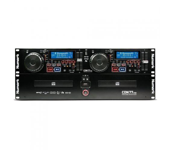 Numark CDN77USB Professional DJ System