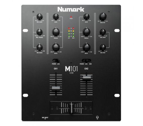 Numark M101 USB Compact DJ Mixer