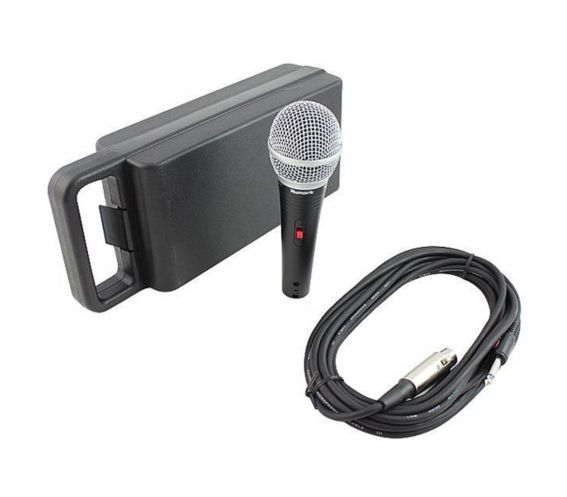 Numark WM200 Cable Microphone