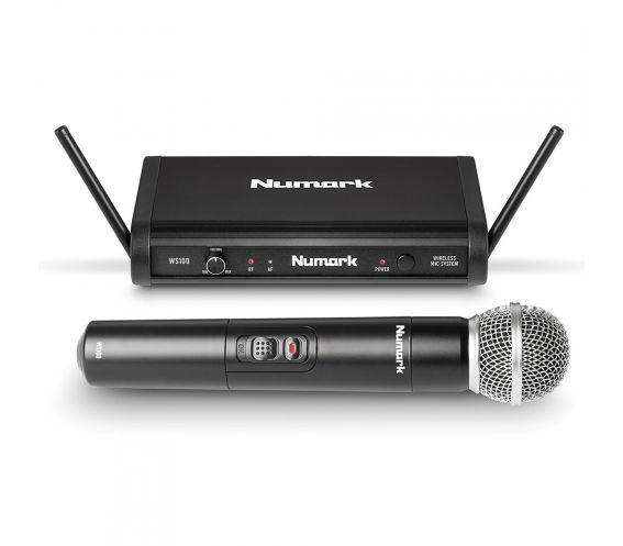Numark WS-100 Wireless Microphone