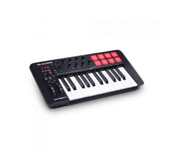 M-Audio Oxygen 25 MKV Keyboard Main