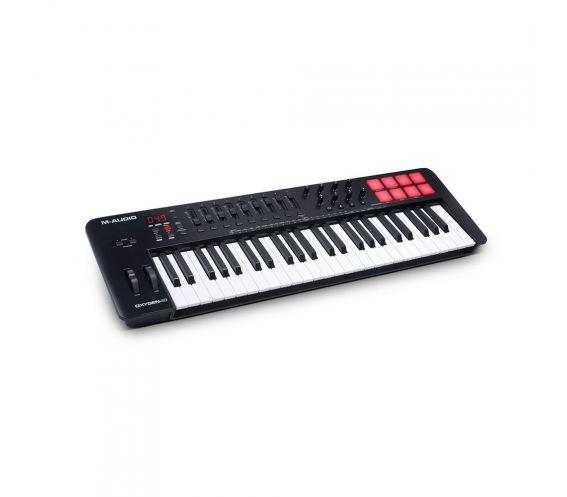 M-Audio Oxygen 49 MkV Keyboard Main Image Angled