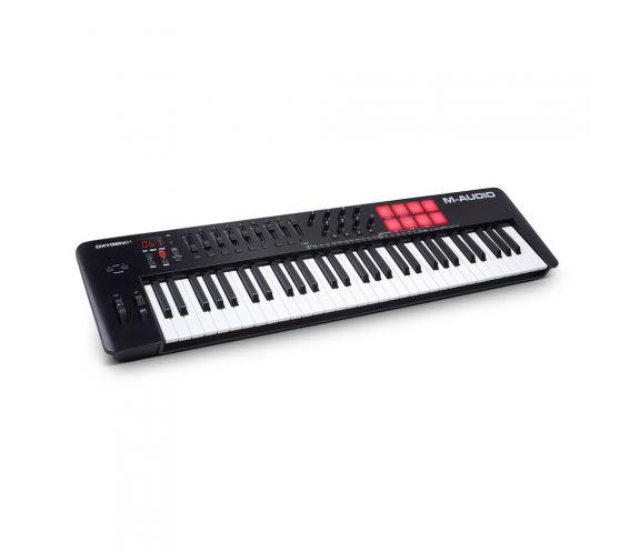 M-Audio Oxygen 61 (MkV) Keyboard Main Image