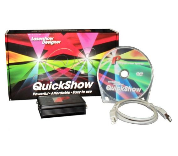 Pangolin Quickshow Lighting Control Software