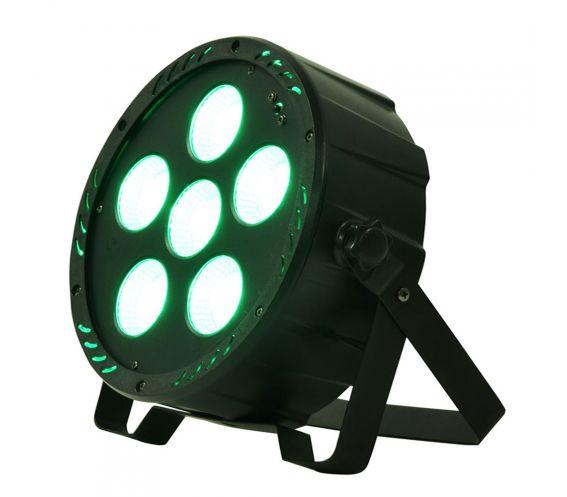 QTX PAR-180 + UV High Power RGB PAR Light with Remote Main