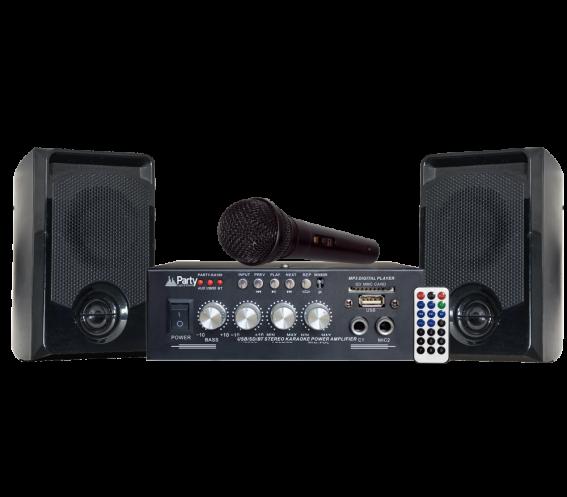 PARTY-KA100 Karaoke System