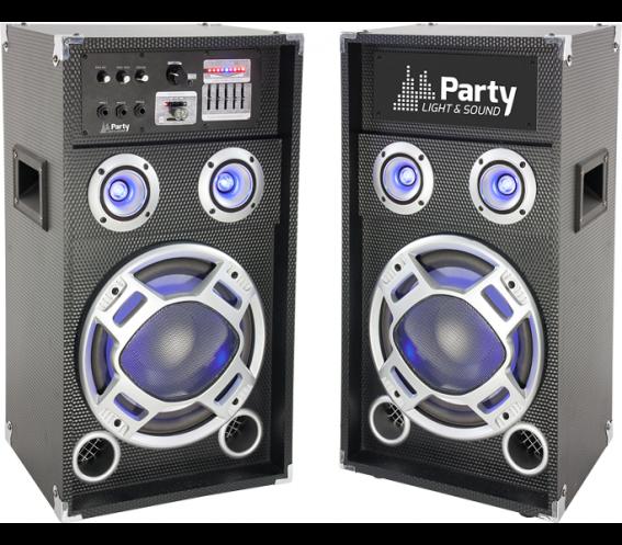 Party Karaoke 8 Front