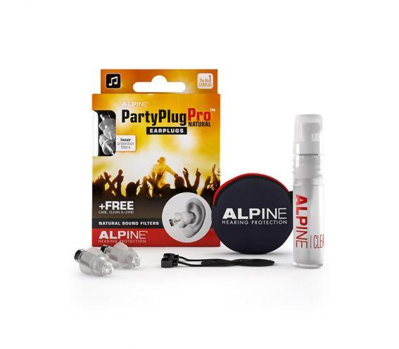 Alpine Party Plug Pro Main Image