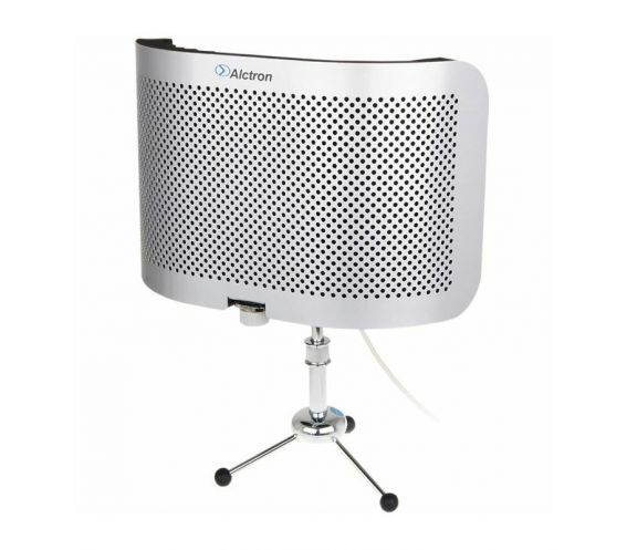 Alctron PF58 Portable Desktop Microphone Screen