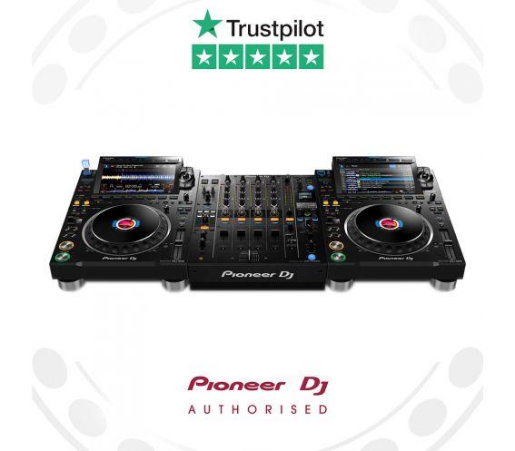 Pioneer CDJ-3000 and DJM-900NXS2 Pro DJ Bundle