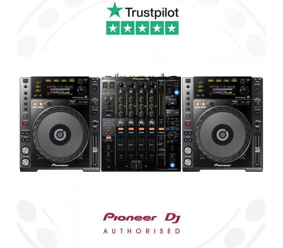 Pioneer CDJ-850 and DJM-900NXS2 Package Deal