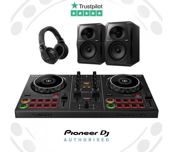 Pioneer DDJ-200 DJ Equipment Package Deal