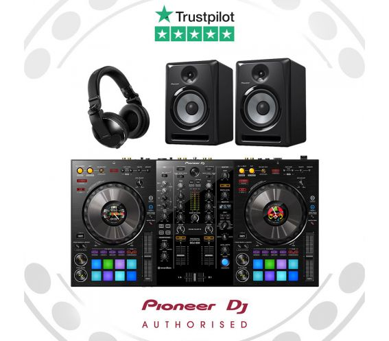 Pioneer DDJ-800 DJ Controller Package Deal